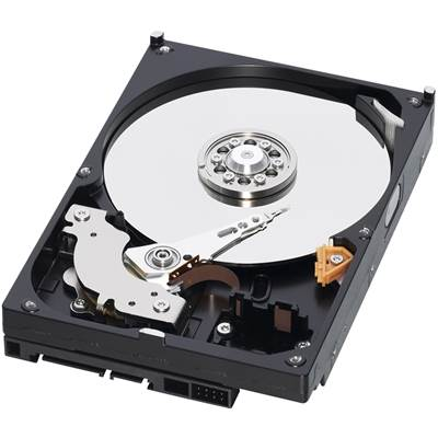 "Western Digital Blue WD10EZEX 1TB 3.5"" SATA 6.0Gb / s Hard Drive"