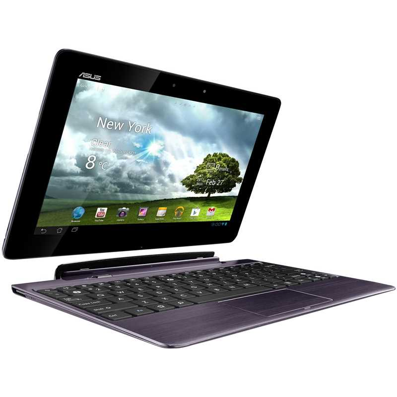 "ASUS Transformer Pad Infinity TF700T 10.1"" 32GB Android 4.0 Tablet w  /  Keyboard Docking Station - Gray"