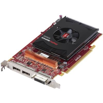 AMD FirePro W5000 100-505842 (100-505635) 2GB GDDR5 PCI Express 3.0 x16 Workstation Graphics Card