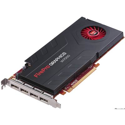 AMD FirePro W7000 100-505848 (100-505634) 4GB GDDR5 PCI Express 3.0 x16 Workstation Graphics Card