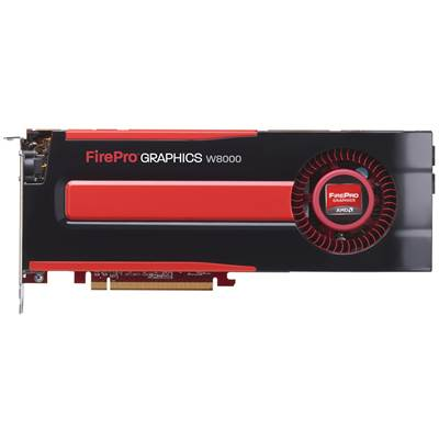 AMD FirePro W8000 100-505845 (100-505633) 4GB GDDR5 PCI Express 3.0 x16 Workstation Graphics Card