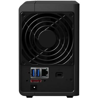 Synology DS213+ 2-bay Customizable NAS