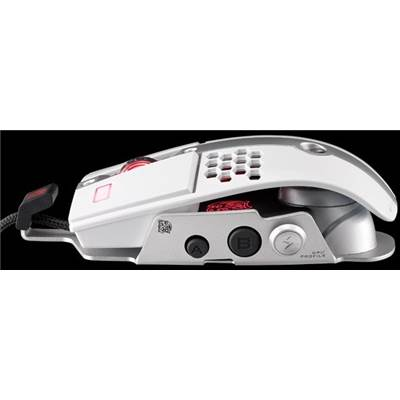 Thermaltake Tt eSports Level 10 M Gaming Mouse - Iron White