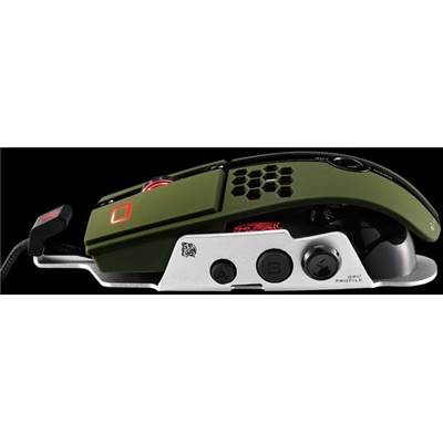 Thermaltake Tt eSports Level 10 M Gaming Mouse - Military Green