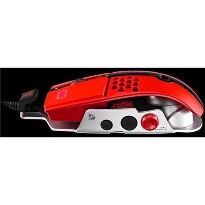 Thermaltake Tt eSports Level 10 M Gaming Mouse - Blazing Red