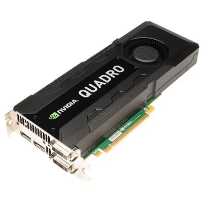 PNY NVIDIA Quadro K5000 VCQK5000-PB 4GB GDDR5 PCI Express 2.0 x16 Workstation Video Card