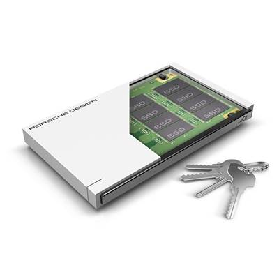 LaCie Porsche Design P'9223 Slim 9000342 120GB (SSD) USB 3.0 Portable Drive