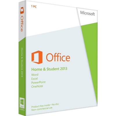 ms office 2013 home and student product key