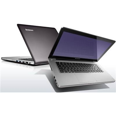 "Lenovo IdeaPad U410 59359210 14"" Core i7-3537U  /  8GB DDR3  /  1TB SSHD Windows 8 Ultrabook - Graphite Grey"