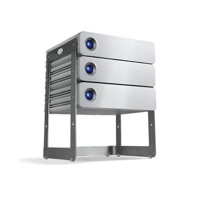 LaCie d2 Quadra 9000258U 4TB USB 3.0 / USB 2.0 / Firewire 800 / eSATA 3.0 Gb / s Desktop Drive