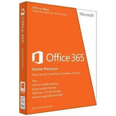 Microsoft Office 365 Home Premuim 1-year Subscription