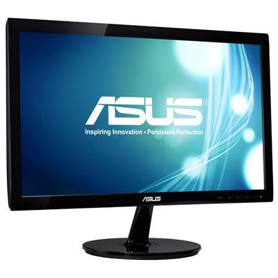 "ASUS VS207D-P 19.5"" LED Backlight Widescreen LCD Monitor"