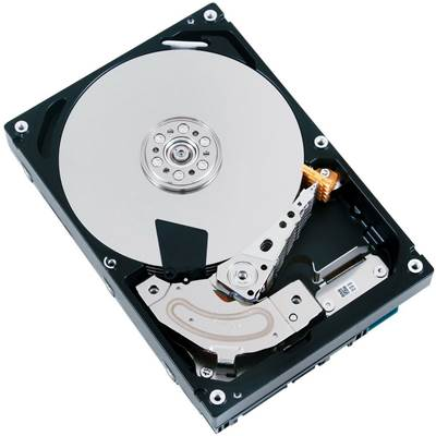 "Toshiba Harrier MG03ACA300 3TB 3.5"" SATA 6.0Gb / s Enterprise Hard Drive"