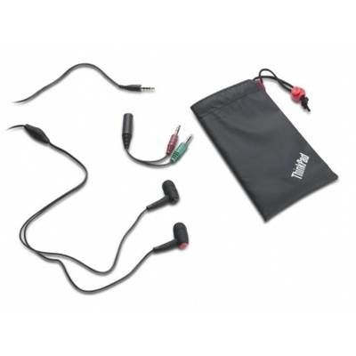 Lenovo 57Y4488 ThinkPad In-Ear Headphones with microphone