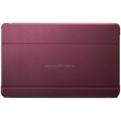 "Samsung 11.6"" Book Cover Case AA-BS5NBCR / US For ATIV 500T Tablet - Red"