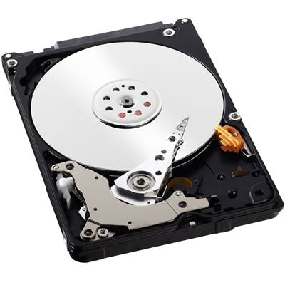 "Western Digital Blue WD7500BPVX 750GB 2.5"" SATA 6.0Gb / s Hard Drive"