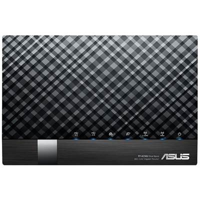 ASUS RT-AC56U 802 11ac Dual-Band Wireless-AC1200 Gigabit Router
