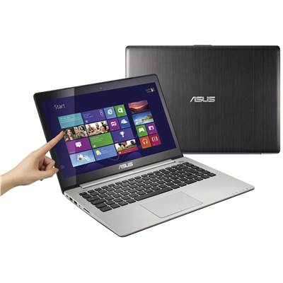 "ASUS VivoBook S400CA-DB51T 14"" Touch Ultrabook"