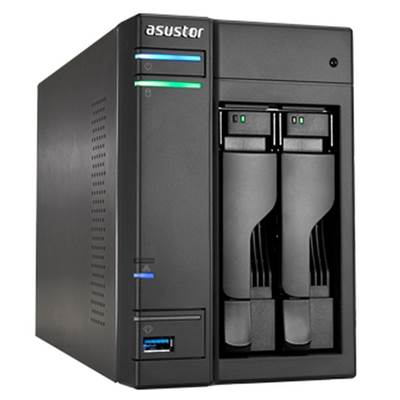 ASUSTOR AS-302T 2-bay NAS