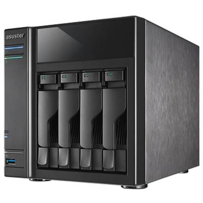 ASUSTOR AS-304T 4-bay NAS
