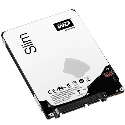 "Western Digital Blue WD7500LPCX 750GB 2.5"" SATA 6.0Gb / s 7mm Slim Hard Drive"