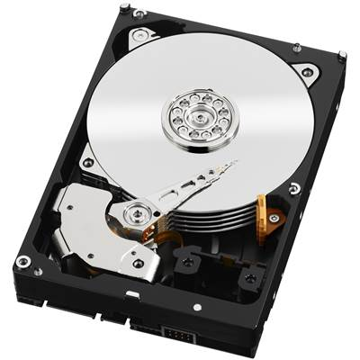 "Western Digital RE WD2503ABYZ 250GB 3.5"" Enterprise SATA 6.0Gb / s Hard Drive"