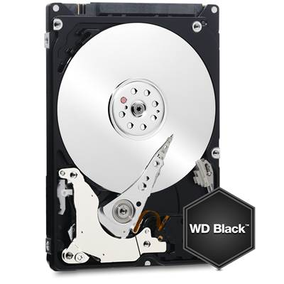 "Western Digital Black WD7500BPKX 750GB 2.5"" SATA 6.0Gb / s Hard Drive"