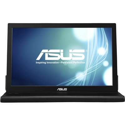 "ASUS MB168B 15.6"" LED Backlight USB-powered Widescreen LCD Monitor"