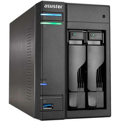ASUSTOR AS-202TE 2-bay NAS