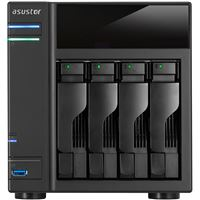 ASUSTOR AS-204TE 4-bay Customizable NAS