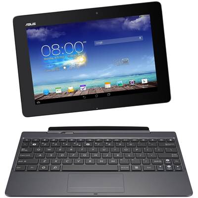 ASUS Transformer Pad TF701T-DOCK-AD02 Keyboard Dock w /  Built-in Battery - Gray