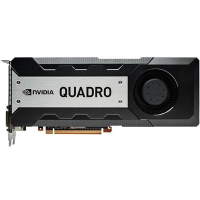 PNY NVIDIA Quadro K6000 VCQK6000-PB 12GB GDDR5 PCI Express 3.0 x16 Workstation Video Card