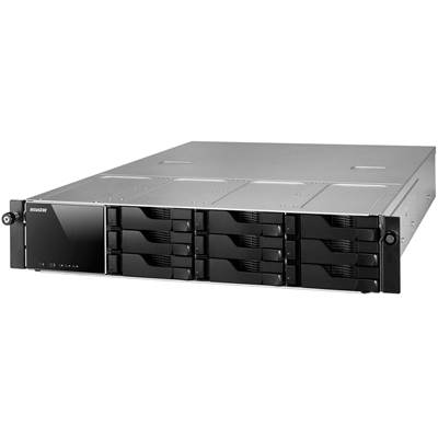 ASUSTOR AS-609RS / Rail 9-bay 2U Rackmount NAS w /  Rail Kit