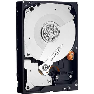 "Western Digital Black WD1003FZEX 1TB 3.5"" SATA 6.0Gb / s Hard Drive"