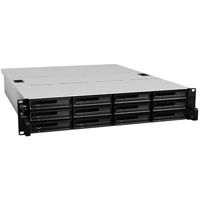 Synology RS3614xs+ 12-bay RackStation NAS w /  Redundant Power Supplies