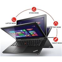 "Lenovo ThinkPad Yoga 20CD00B1US 12.5"" Core i7-4600U  /  8GB DDR3  /  256GB SSD Convertible Touch Ultrabook w  /  Digitizer & Pen"