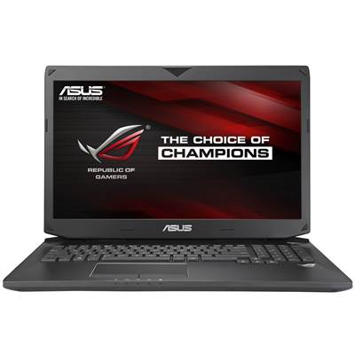"ASUS G750JM-DS71 17.3"" ROG Laptop"