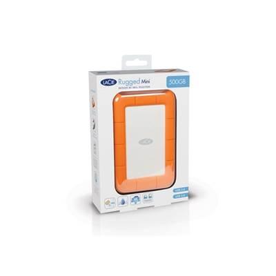 Lacie Rugged Mini 9000298 2tb Usb 3 0 Portable Drive