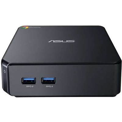 ASUS Chromebox-M075U Inte Core i3-4010U / 4GB DDR3 / 16GB SSD / Mini Chrome OS Desktop Computer