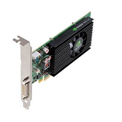 PNY NVIDIA Quadro NVS 315 VCNVS315DVI-PB 1GB DDR3 PCI Express 2.0 x16 for Dual DVI Low Profile Workstation Video Card