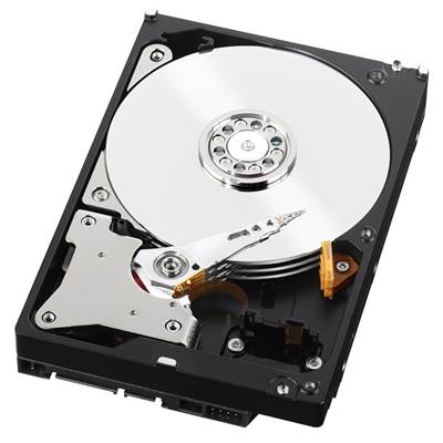 "Western Digital Red WD60EFRX 6TB 3.5"" SATA 6.0Gb / s NAS Hard Drive"