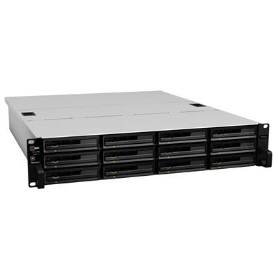 Synology RS3614RPxs 12-bay RackStation NAS w /  Redundant Power Supplies