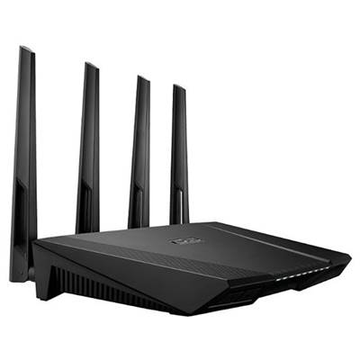 ASUS RT-AC87U 802.11ac Dual-band Wireless-AC2400 Gigabit Router