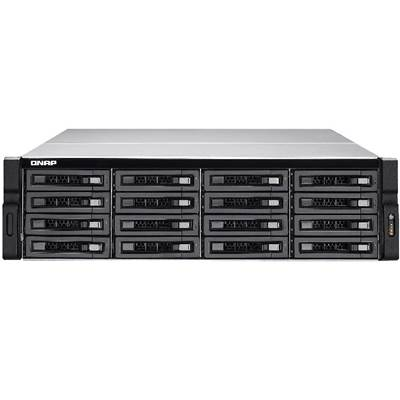 QNAP TS-EC1680U-RP 16-bay 3U Rackmount Customizable NAS