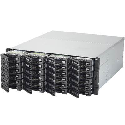 QNAP TS-EC2480U-RP 24-bay 4U Rackmount Customizable NAS