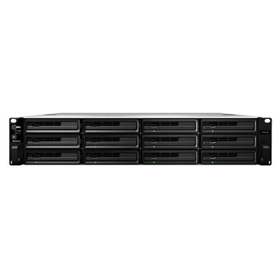Synology RS3614xs 12-bay RackStation NAS