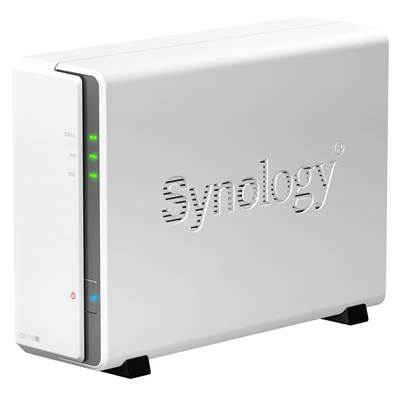 Synology DS115j 1-Bay DiskStation NAS