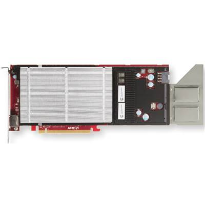 AMD FirePro S9050 100-505878 12GB GDDR5 PCI Express 3.0 x16 Workstation Video Card