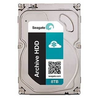 "Seagate Archive HDD v2 ST8000AS0002 8TB 3.5"" SATA 6Gb / s Enterprise Servers Hard Drive"