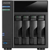 ASUSTOR AS5004T 4-bay Customizable NAS